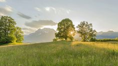 Sonnenuntergang in Vorberg (Zeitraffer) Berg, Country Roads, World, Youtube, Sunset, Peace, The World