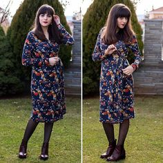 Time to reveal the hack of the month! For someone who claims to love wrap dresses, I certainly don't have enough of them in my wardrobe. Wrap Dresses, Clothing Hacks, My Wardrobe, Sewing, Clothes, Instagram, Fashion, Outfits, Moda