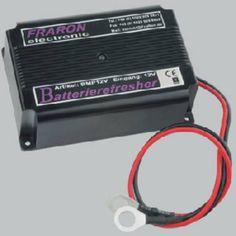 Batterie- Refresher/Pulser fuer 12V Batterien Batterie- Refresher/Pulser für 12V Batterien [farrefrsh] - 65.90EUR : Mare-Solar, - Solartechnik-Onlineshop