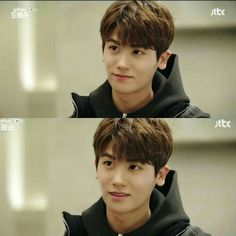 Oppaaaaa Park Hyung Sik, Strong Girls, Strong Women, Asian Actors, Korean Actors, Park Hyungsik Cute, Ahn Min Hyuk, K Drama, Do Bong Soon