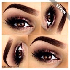 Beauty How to do classic smokey eye makeup look tutorial?