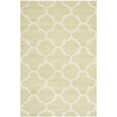 Cambridge Light Green/Ivory 2 ft. 6 in. x 4 ft. Area Rug