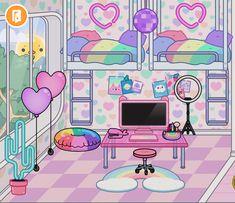 Rainbow Room, Neon Rainbow, Dragon Tattoo Drawing, Free House Design, Boy Birthday Parties, Baby Birthday, Disney Paper Dolls, Create Your Own World, Neon Room