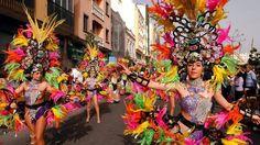 Grupo Mascarada Carnaval: Las Palmas de Gran Canaria acude a Fitur como un d...