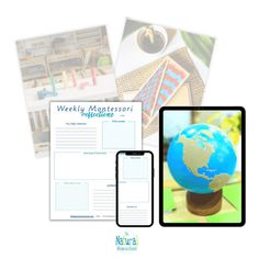 Weekly Montessori Reflections Printable In this post, I want to share with you an easy way to do weekly reflections with a complement to your Montessori curriculum (a PDF free download). #montessorilessonplans #montessoriathome #montessoriactivitiespdf #montessoricurriculumpdf