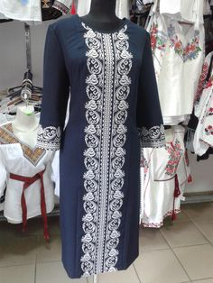 Hand Embroidery Flower Designs, Palestinian Embroidery, Dress Making Patterns, African Textiles, Shirt Refashion, Embroidery Fashion, Crochet, Designer Dresses, Short Dresses