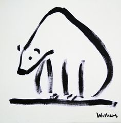 Susan Margaret Williams - Polar Bear