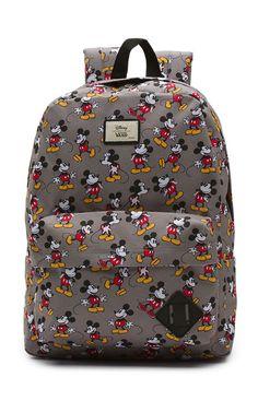 feed6493ca3 MLTD VANS X Disney Old Skool II Backpack - Mickey Mouse Mickey Mouse Vans