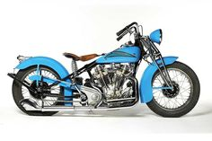 1937 Crocker V-Twin