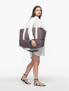 Dare To Think The Impossible Waterproof Leather Folded Messenger Nylon Bag Travel Tote Hopping Folding School Handbags
