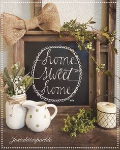 awesome Spring decor, vignette, home decor, rustic decor... by http://www.top-100-homedecorpictures.us/country-homes-decor/spring-decor-vignette-home-decor-rustic-decor/