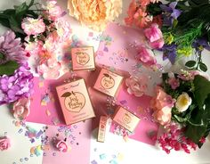 Too Faced Peaches and Cream Collection