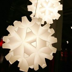 Pentakis-Dodecahedron multifaceted light