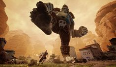 Killer Instinct Developer's New Action Title Is Called Extinction, Watch The Trailer #FansnStars