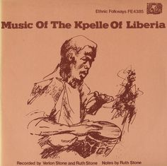 Various - Music of the Kpelle of Liberia, Grey