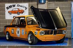 Bmw Vintage, Vintage Racing, Bmw 2002, Bmw Touring, Bavarian Motor Works, Bmw Alpina, Bmw Classic Cars, Bmw Cars, Motor Car