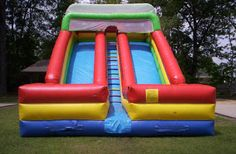 Browse this site http://www.allamericaninflatables.com/category/bounce_houses/ for more information on Bounce Houses. Bounce Houses have now become a prerequisite of every kid's party as they bring nonstop fun and entertainment. Unique, stylish and brightly colored moonwalks attract kids and bring lots of joy and cheer to a party. Moonwalk is the safe fun activity that keeps kids busy during the entire event. Follow Us : http://greatwaterslides.tumblr.com