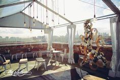 There are very few dance floors in Melbourne with a view like this (photo courtesy of Style Co)