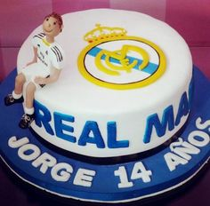 real madrid cake - Buscar con Google