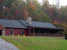 Our House in the Fall