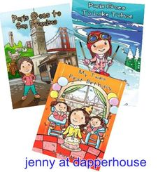 This set of 3 Paris Morris Books ends Feb. 10th.