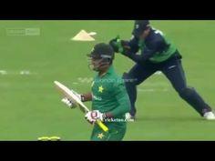Sharjeel Khan 152 Runs off 86 Balls Full Highlights Ireland vs Pakistan ...