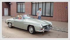 Mercedes-Benz 190SL / 1958