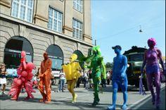 Pride Parade, Copenhagen, Denmark
