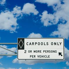 The average person could save between $650-$1000 a year by joining a carpool.