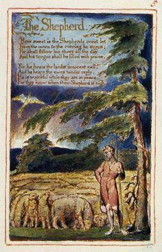 Blake Songs of Innocence