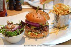 Restaurants - Loudoun County Restaurants, Restaurants in Loudoun County National Burger Day, Great Recipes, Dinner Recipes, Menu Restaurant, Salmon Burgers, Hamburger, Tasty, Lunch, Chicken