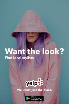 Whether you are looking for hair styling tips or your next stylist, Yelp has tons of great suggestions that are reviewed by millions of users. Get the App and start searching.