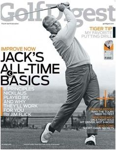 Golf Digest Magazine: Two Years for Only $7.99 -