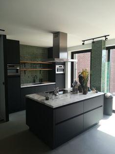 Kitchen Room Design, Home Decor Kitchen, Kitchen Interior, New Kitchen, Home Kitchens, Billy Ikea, Living Room Tv Unit Designs, Ikea Kitchen Cabinets, Cocinas Kitchen