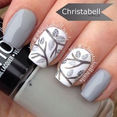 10 Cute Fall Nail Designs & Colors