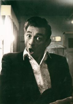 A Young, Funny Johnny Cash