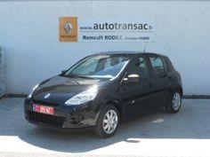 Vente Flash Autotransac chez Renault Rodez : RENAULT Clio occasion à RODEZ à 10 990€
