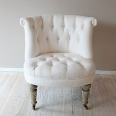 Hepburn Chair In White