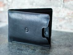 Wallet with iPhone 5 case – Danny P. Inc. These wallets let you keep your phone and your wallet in one place. Which is great, because I'm always patting my pockets to make sure I have both. Starting at $129, they have 4 colors.