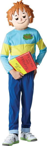 This Horrid Henry costume is perfect for children with a mischievous streak - and World Book Day!