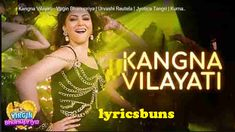 Kangna Vilayati Lyrics is the latest Hindi Song 2020 sung by Jyotica Tangri Feat. Kangna Vilayati Song Lyrics are written by Kumaar and music is given by Ramji Gulati Kangna Vilayati Virgin Bhanupriya x Jyotica Tangri Dj Songs, Movie Songs, News Songs, Movies, Pakistani Songs, Bollywood Songs, Piano Notes For Beginners, Gautam Gulati, Wynk Music