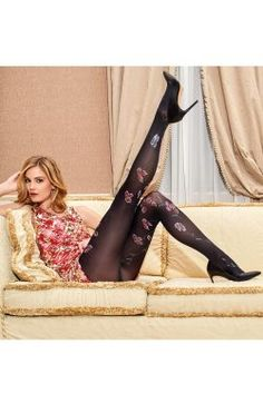 7214912f1 New Fashion Tights From Trasparenze These new classically themed fashion  tights from Trasparenze will add colour to your day as we head into the  colder ...