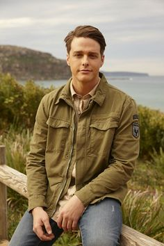Colby Thorne played by Tim Franklin Home And Away Actors, Home And Away Cast, Joining The Police, Franklin Homes, Bachelor Of Fine Arts, Men In Uniform, 6 Years, It Cast, Dean