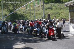Vespa Primavera Fest e Prova do Litro 2015 - Reportagens - Andar de Moto