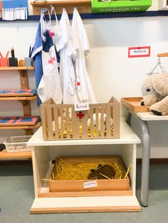 Pet Clinic, Dramatic Play, Pet Health, Girl Room, Kids Learning, Children, Projects, Preschool, Stage