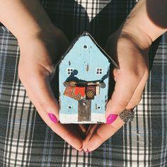 Driftwood, driftwoodart Driftwood, Cards, Little Cottages, Maps, Playing Cards, Drift Wood