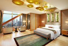 总统套房 - 卧室