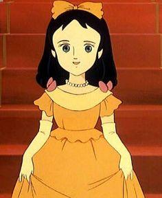 Princesse Sarah  mon dessin animé préféré quand j'étais petite