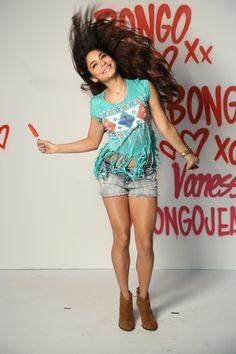 First look: Vanessa Hudgens for Bongo