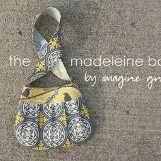 Madeleine Bag – Free Sewing Tutorial